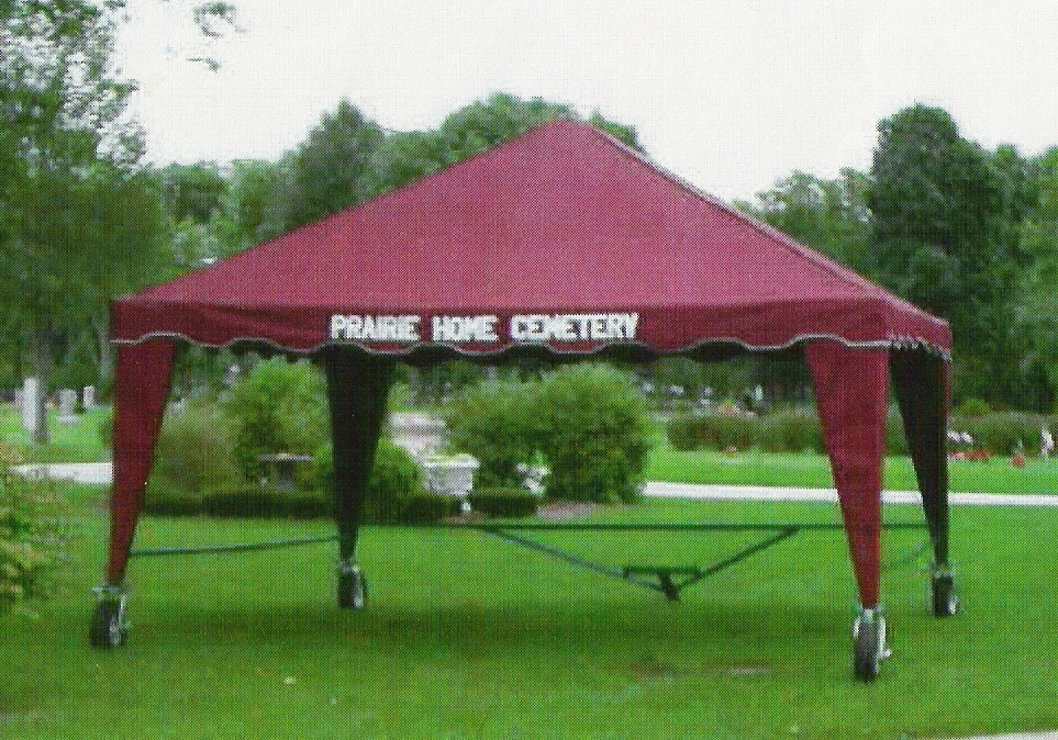 Roll-Around Tent   Holland Supply Inc