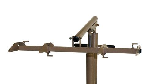 sampson hydraulic body lift