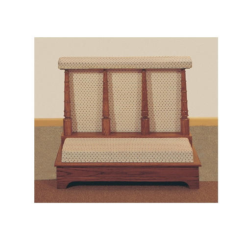 chapel kneeler