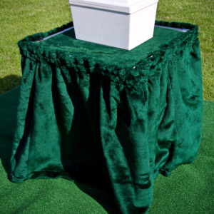 cremation stand