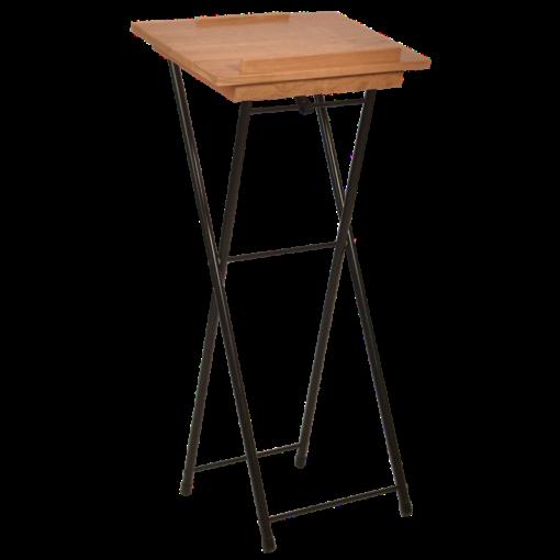 register stand