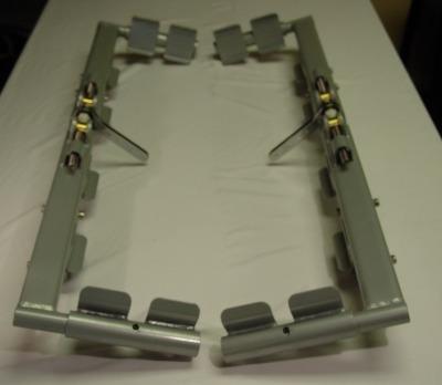 powder coated ratahet gears