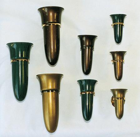 plastic mausoleum vases
