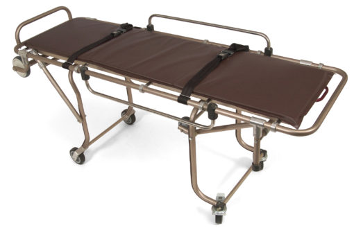 oversize cot with handrails