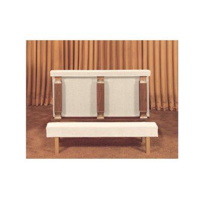 chapel prayer rail