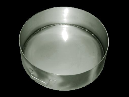 cremation pan