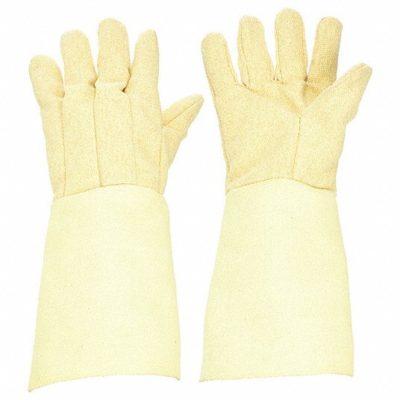 high temp crematory gloves