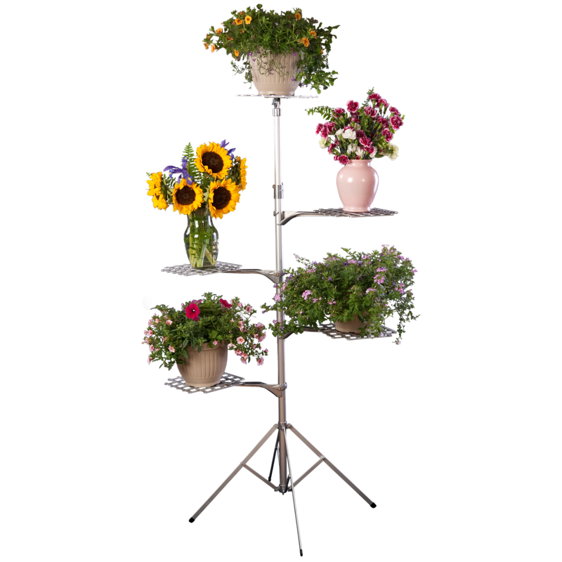 funeral flower stand