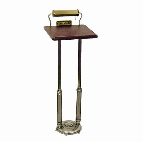 chapel register stand