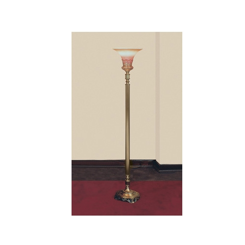 funeral torchiere lamp