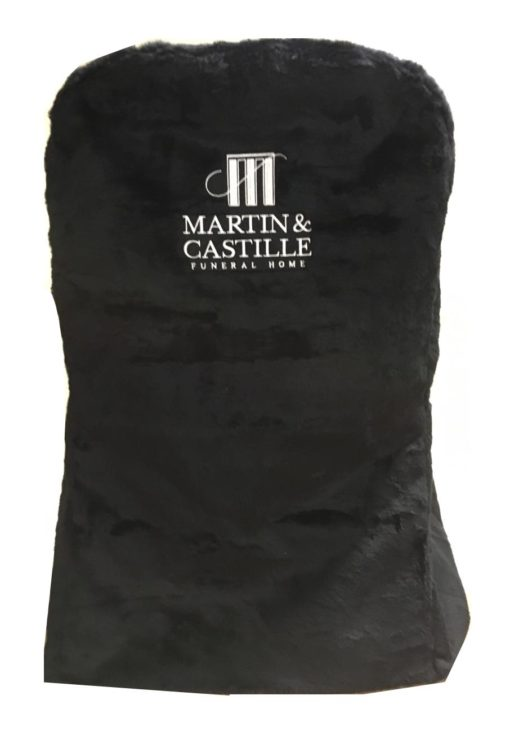 chair cover logo