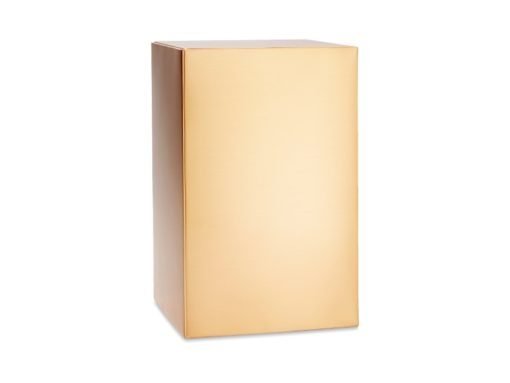 sheet metal urn
