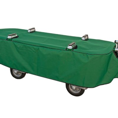 casket carriage cover