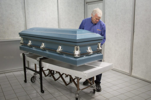 casket buddy