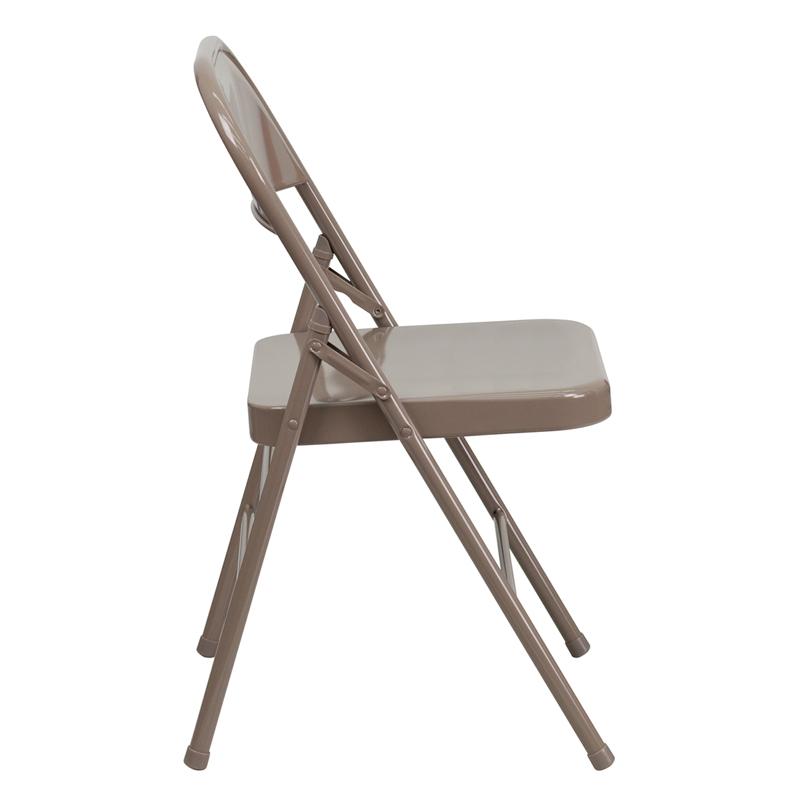 cemetery folding chair