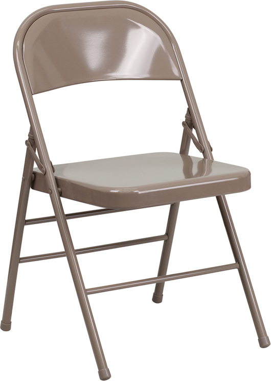 cemetery folding chair