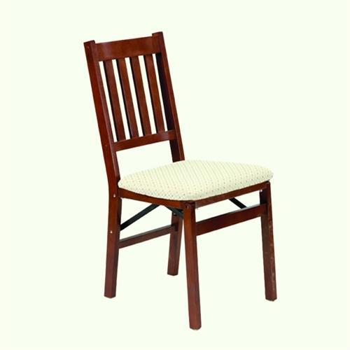 Hercules Wood Folding Chair Holland Supply Inc