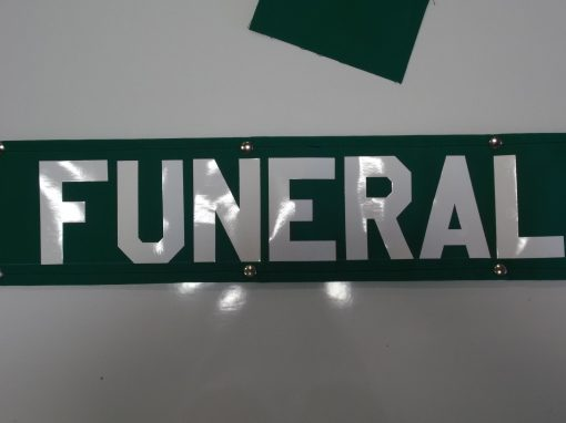 cemetery tent name