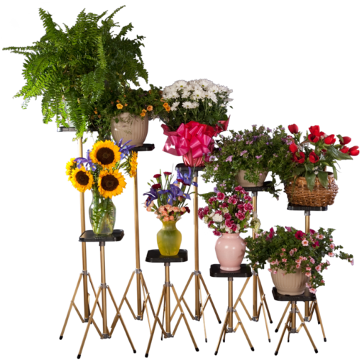 mortuary flower stand