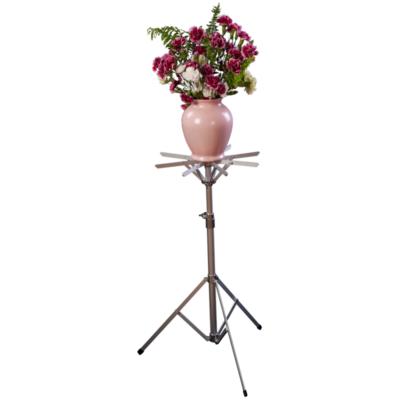 fuenral flower stand