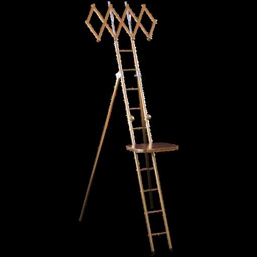 urn display rack