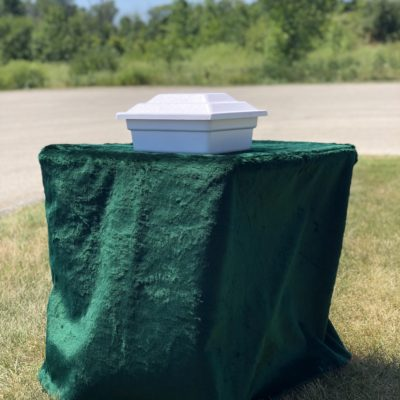 folding cremation stand
