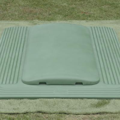 safety burial platform