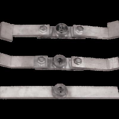 cremation processor blades